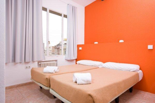 Madrid Motion Hostel