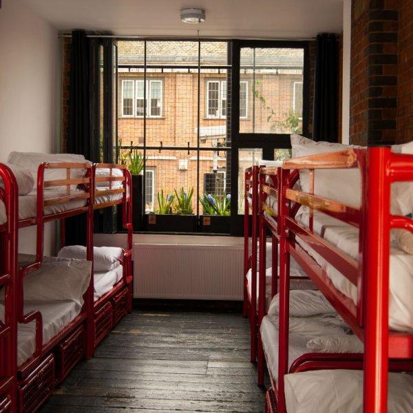 The Dictionary Hostel, Shoreditch, London
