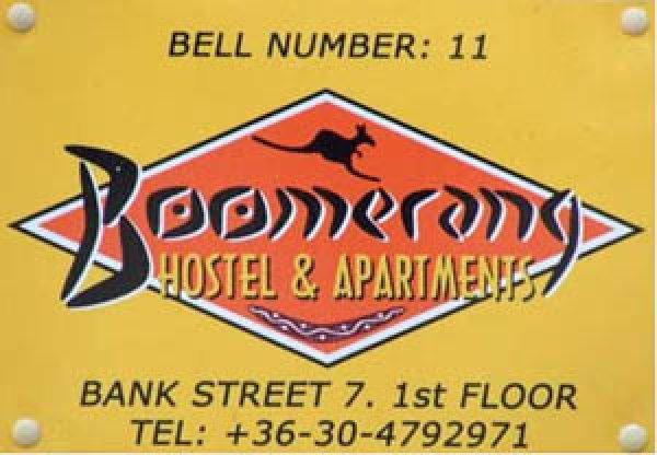 Boomerang Hostel & Apartments