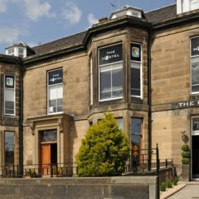 Hostele i Schroniska - The Hostel Edinburgh