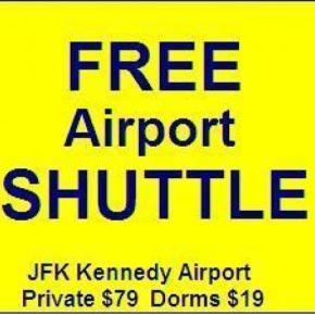 Hostele i Schroniska - AAE Hostels New York JFK Airport