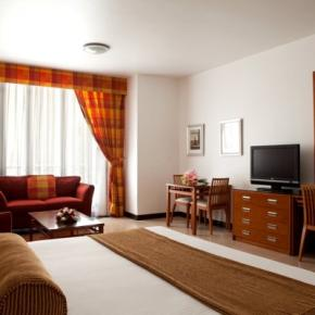 Hostele i Schroniska - Golden Sands Hotel Apartments, DUBAI