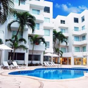 Hostele i Schroniska - Ramada Cancun City Hotel