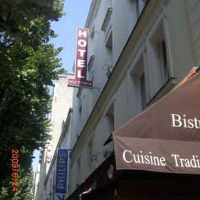 Hostele i Schroniska - Hotel Victoria - Paris