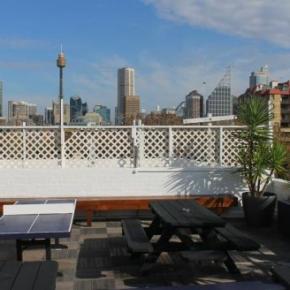 Hostele i Schroniska - Sydney Central Backpackers