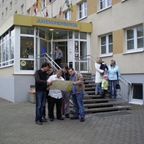 Hostele i Schroniska - Youth Hostel DRESDEN   'Jugendgästehaus'