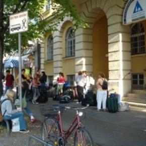 Hostele i Schroniska - HI Munich City