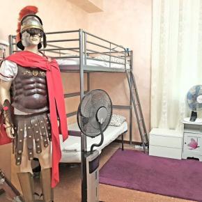 Hostele i Schroniska - Dreaming Rome Hostel