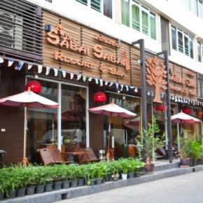 Hostele i Schroniska - Sabai Sabai@Sukhumvit Hotel