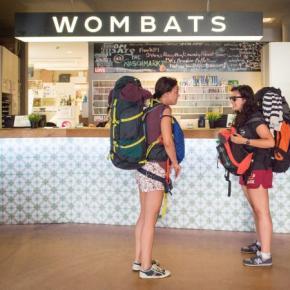 Hostele i Schroniska - Wombat's CITY Hostels Vienna – the NASCHMARKT