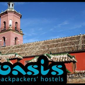 Hostele i Schroniska - Oasis Backpackers' Hostel Malaga
