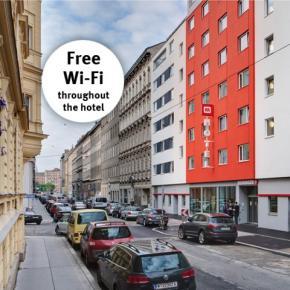 Hostele i Schroniska - MEININGER Wien Downtown Franz