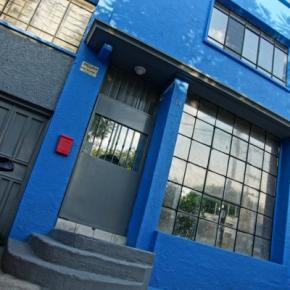 Hostele i Schroniska - Blue Pepper Hostel Chapultepec