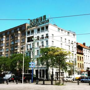 Hostele i Schroniska - Hotel Continental Brussels
