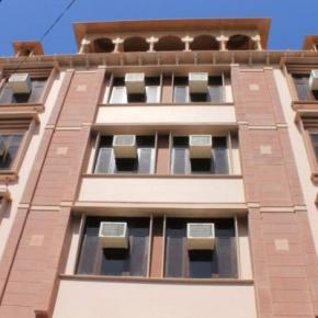 Hostele i Schroniska - Hotel Ramsingh Palace