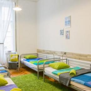 Hostele i Schroniska - Friends Hostel Budapest
