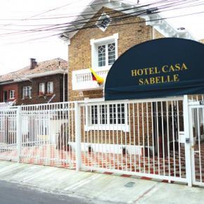 Hostele i Schroniska - Hotel Casa Sabelle