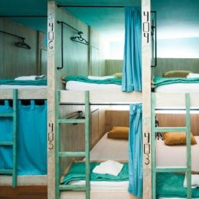 Hostele i Schroniska - Nau Here