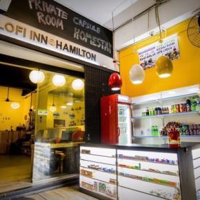 Hostele i Schroniska - Lofi Inn @ Hamilton