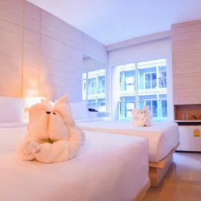 Hostele i Schroniska - Mirage Patong Phuket Hotel