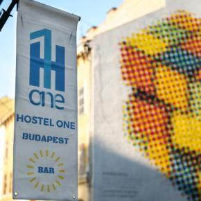Hostele i Schroniska - Hostel One Budapest