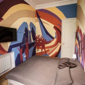 Hostele i Schroniska - Art Hostel Moscow