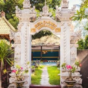 Hostele i Schroniska - Nusa Garden Bungalow