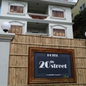 Hostele i Schroniska - Hotel 20th Street