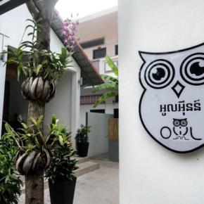 Hostele i Schroniska - Owl Inn