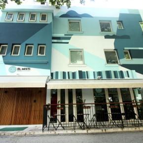 Hostele i Schroniska - El Misti Hostel Ipanema