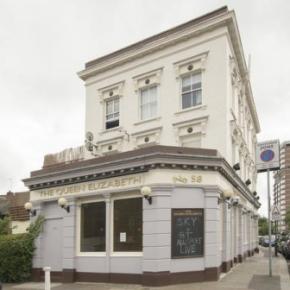 Hostele i Schroniska - Queen Elizabeth Pub & Hostel Chelsea