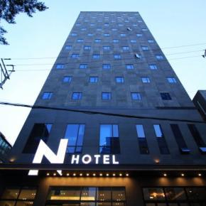 Hostele i Schroniska - SEOUL N HOTEL Dongdaemun