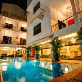 Hostele i Schroniska - Villa Silk Road Hotel