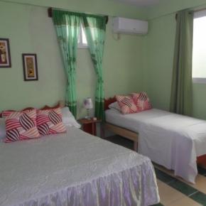 Hostele i Schroniska - Hostal Sol del Caribe