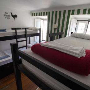 Hostele i Schroniska - Oasis Backpackers Hostel Lisbon