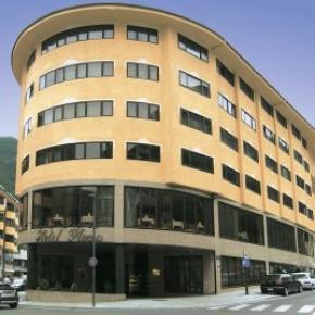 Hostele i Schroniska -  Hotel Plaza Andorra