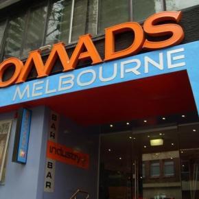 Hostele i Schroniska - Nomads Melbourne
