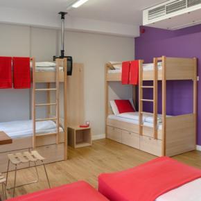 Hostele i Schroniska - MEININGER Hotel London Hyde Park