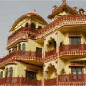 Hostele i Schroniska - Umaid Bhawan Hotel