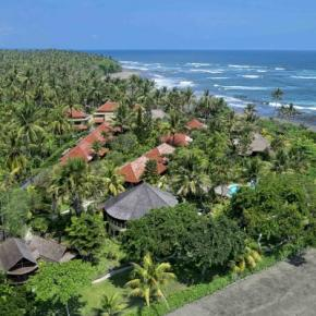 Hostele i Schroniska - Puri Dajuma Cottages, Eco Beach Resort & Spa
