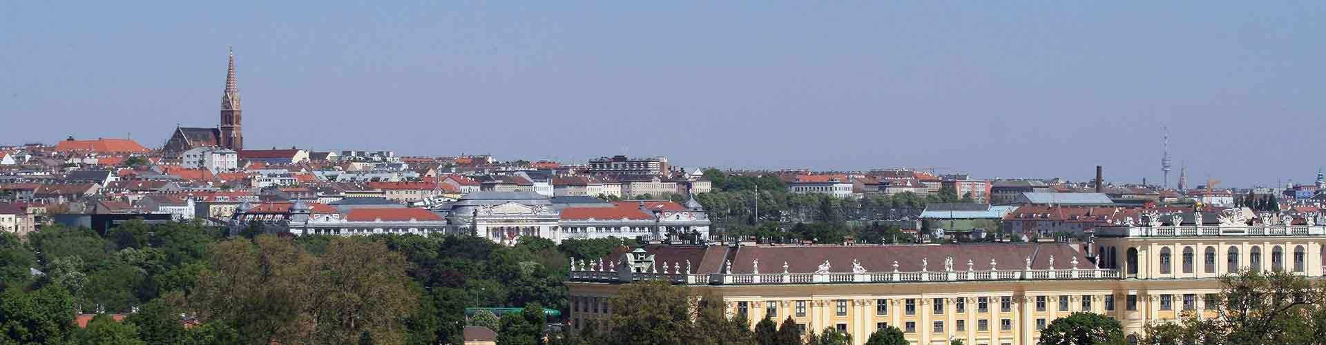 Wiedeń - Hotele w dzielnicy: Rudolfsheim-Fuenfhaus, Mapy dzielnicy:  Wiedeń, Zdjęcia i Recenzje dla każdego Hotelu w dzielnicy: Wiedeń.