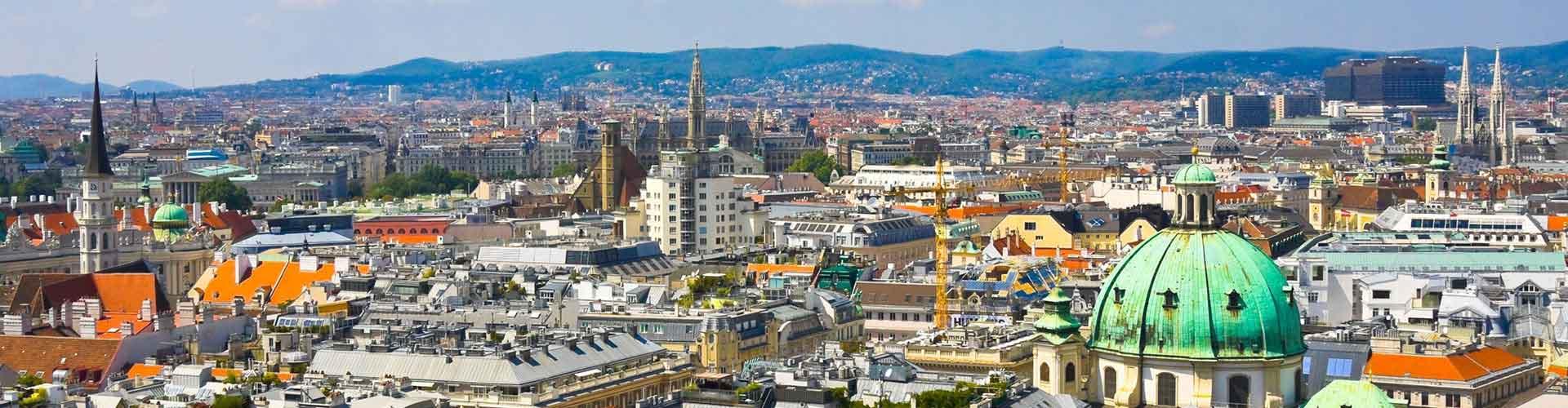 Wiedeń - Hostele w mieście: Wiedeń, Mapy: Wiedeń, Zdjęcia i Recenzje dla każdego hostelu w mieście Wiedeń.