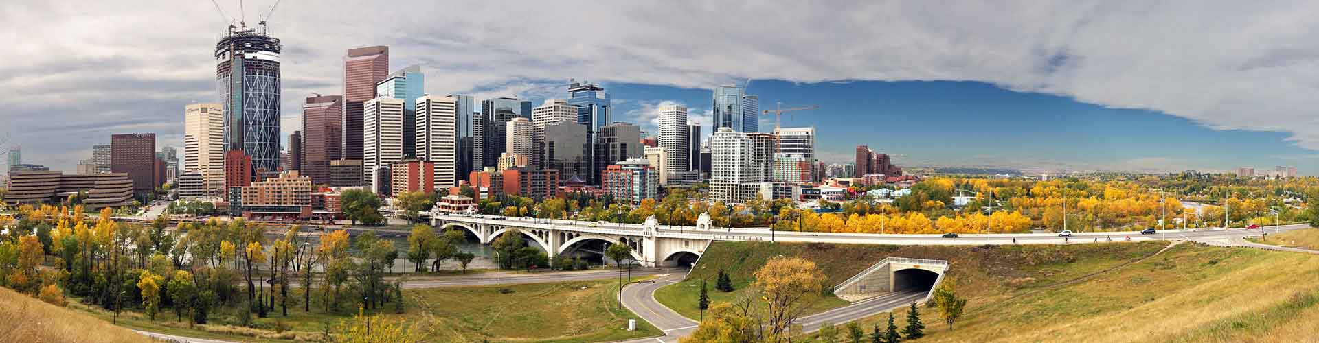 Calgary – Hotels for students in Calgary. Maps of Kanada, photos and reviews for each hotel for student in Calgary.