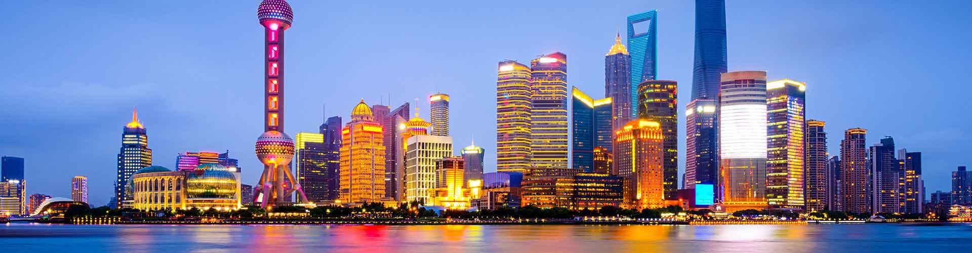 Szanghaj - Hotele w pobliżu Lotnisko Międzynarodowe Shanghai Hongqiao. Mapy dla Szanghaj, Zdjęcia i Recenzje dla każdego Hotelu w Szanghaj.