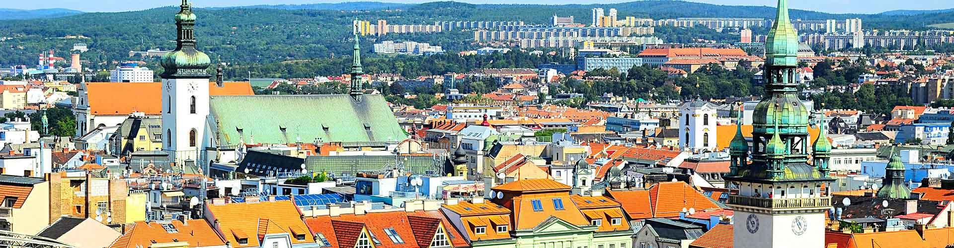 Brno - Hostele w mieście: Brno, Mapy: Brno, Zdjęcia i Recenzje dla każdego hostelu w mieście Brno.