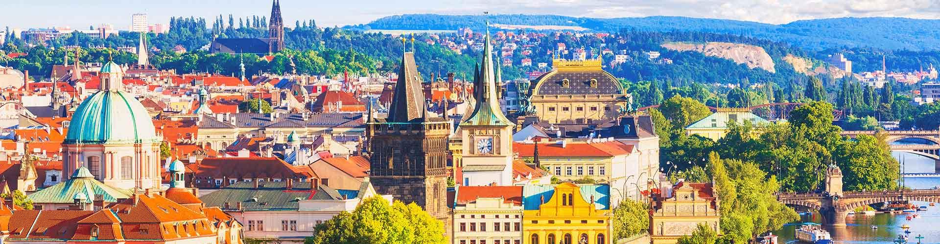 Praga - Hostele w mieście: Praga, Mapy: Praga, Zdjęcia i Recenzje dla każdego hostelu w mieście Praga.