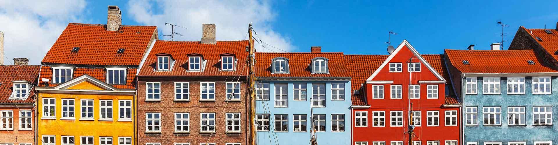 Kopenhaga - Hostele w mieście: Kopenhaga, Mapy: Kopenhaga, Zdjęcia i Recenzje dla każdego hostelu w mieście Kopenhaga.