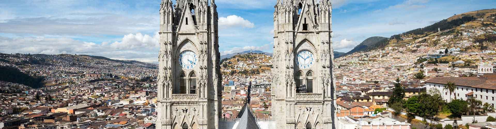 Quito - Hostele w mieście: Quito, Mapy: Quito, Zdjęcia i Recenzje dla każdego hostelu w mieście Quito.