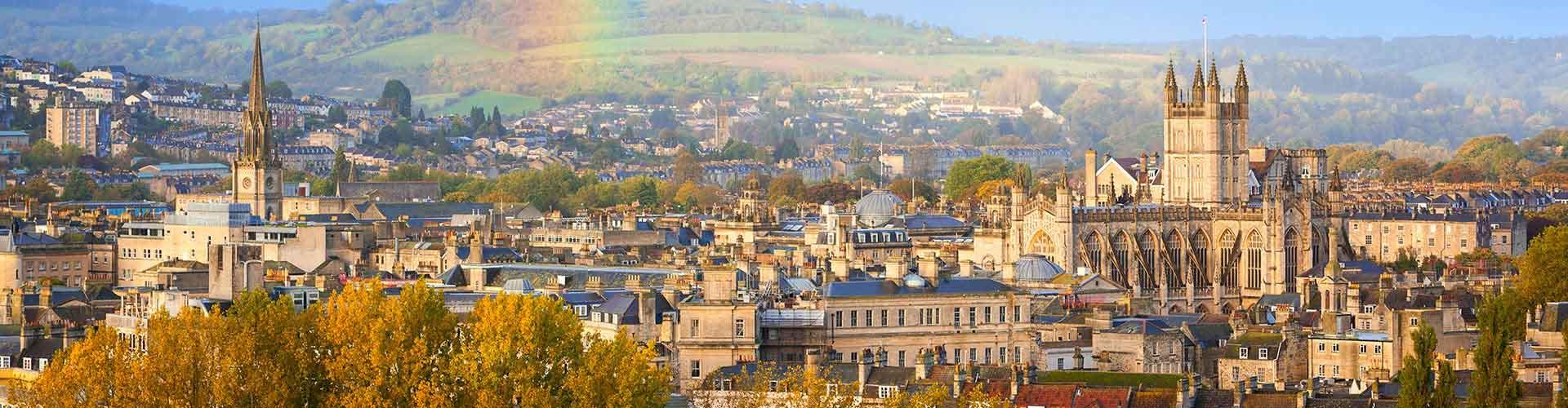 Bath - Schroniska Młodzieżowe w mieście Bath, Mapy dla miasta Bath, Zdjęcia i Recenzje dla każdego Schroniska Młodzieżowego w mieście Bath.