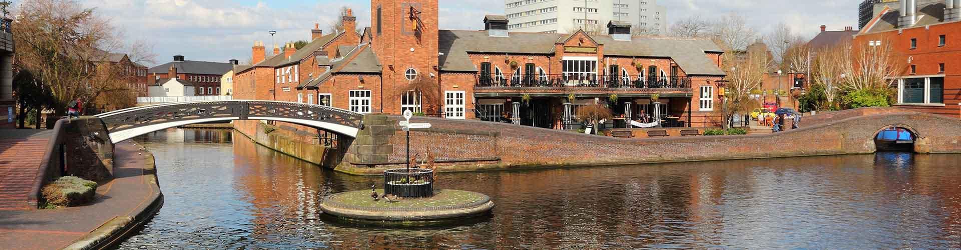 Birmingham - Hotele w mieście Birmingham, Mapy miasta Birmingham, Zdjęcia i Recenzje dla każdego Hotelu w mieście Birmingham.